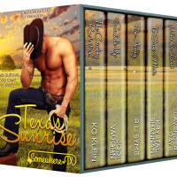 The Texas Sunrise Box Set now available for pre-order for only 99 cents!